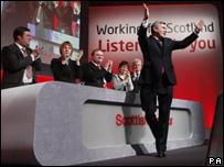 Gordon Brown Scottish Dance
